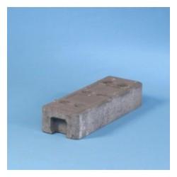 Oplotenie Tempofor - Betónový blok