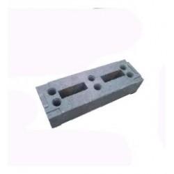 Oplotenie Tempofor - PE blok šedý 22kg