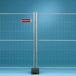 Oplotenie Tempofor F3 - Stredný panel