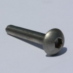 Bezpečnostná skrutka M6 x 40 - pre Nylofor (100 ks/bal)